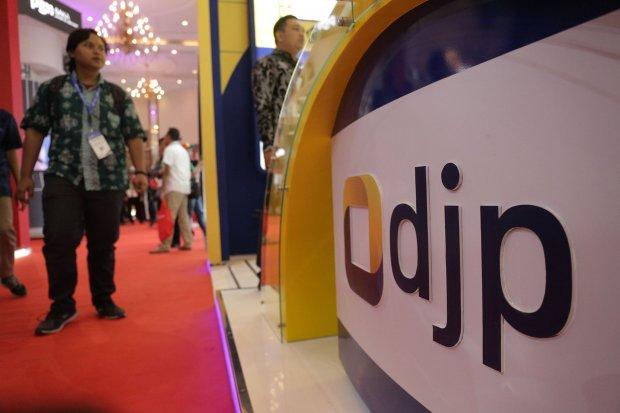 Ilustrasi Direktorat Jenderal Pajak (DJP) di acara IPA Convention and Exhibition (Convex) 2019 di JCC, Senayan, Jakarta Pusat, Rabu (4/9/2019).