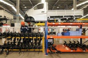Peresmian Pabrik Mobil Esemka