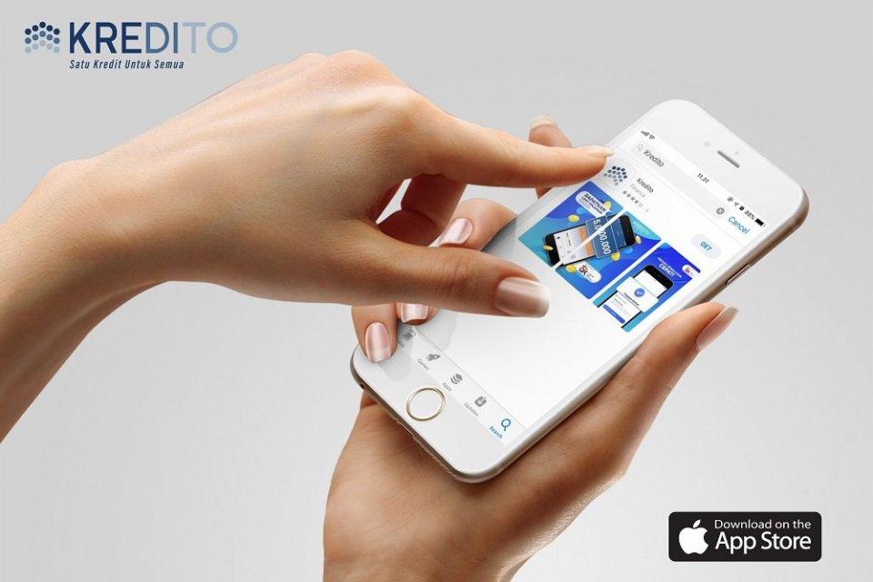 Aplikasi Pinjaman Online Kredito Kini Hadir Di Ios Berita