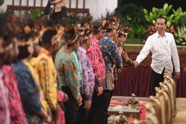 Papua, Jokowi, Tokoh Papua.