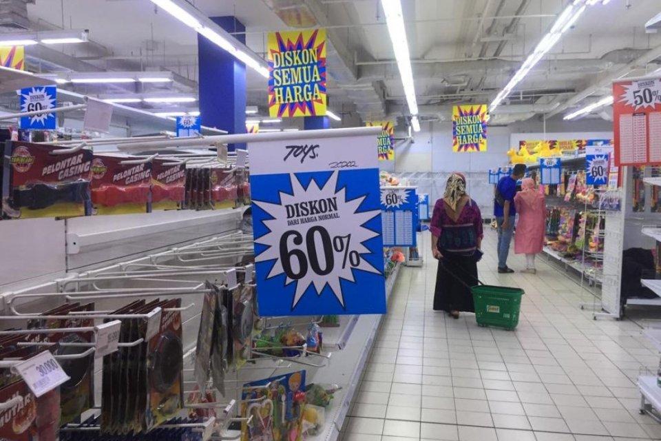 hero supermarket, giant