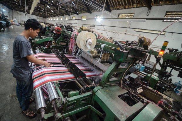 rpp perindustrian, tekstil, pengusaha makanan, revitalisasi industri