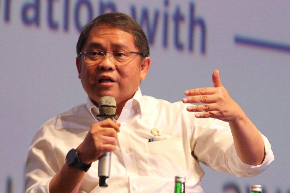 Setelah OVO, Menteri Kominfo Rudiantara sebut startup dari pendidikan dan kesehatan berpeluang jadi unicorn.