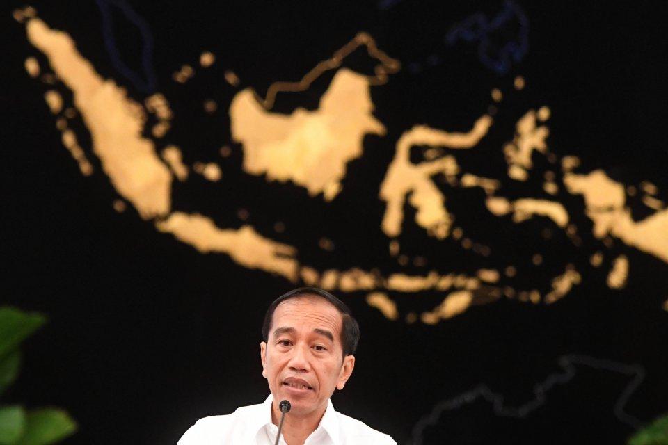 Jokowi, Perppu KPK, UU KPK.