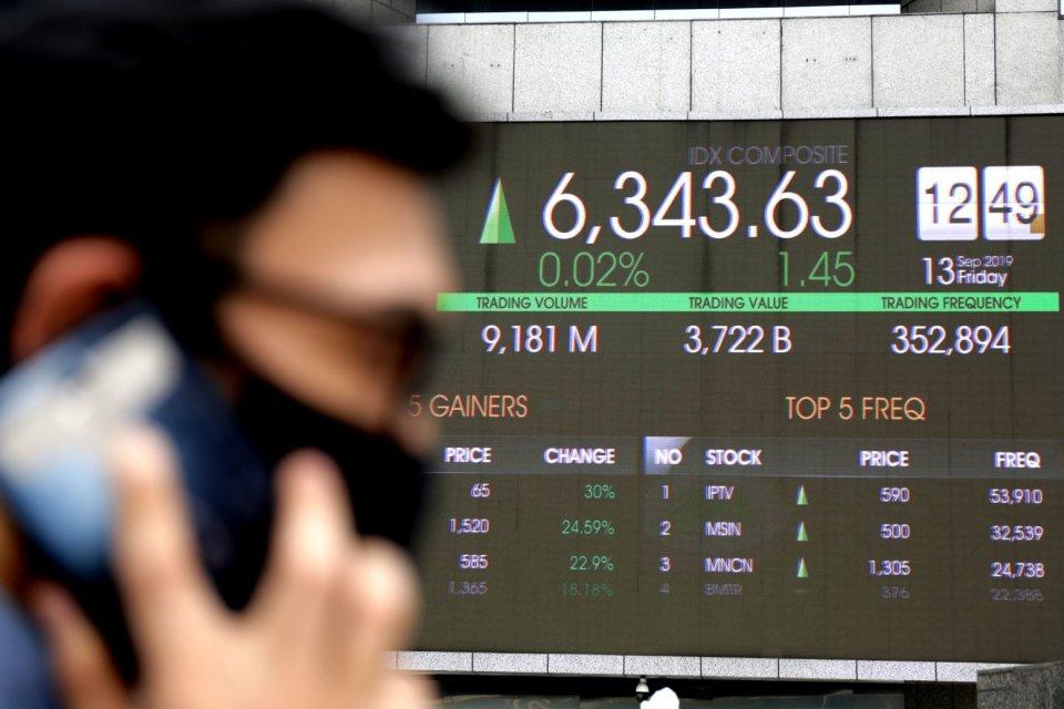 ihsg hari ini, saham pilihan, rekomendasi saham hari ini