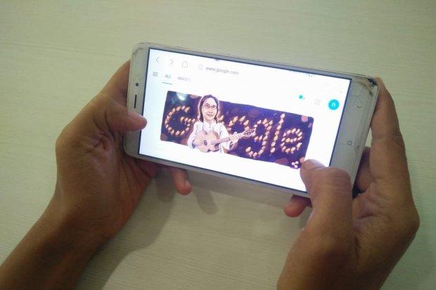Google Doodle Chrisye