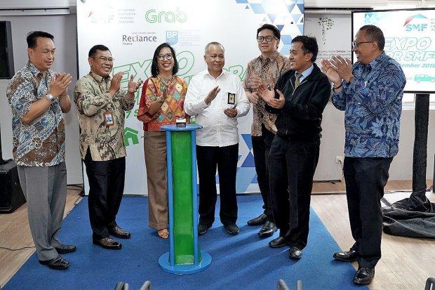 Grab Indonesia bekerja sama dengan SMF untuk menyediakan layanan pembiayaan perumahan bagi mitra pengemudi GrabCar.