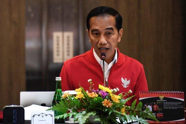 Jokowi, Kebakaran Hutan, Marah.