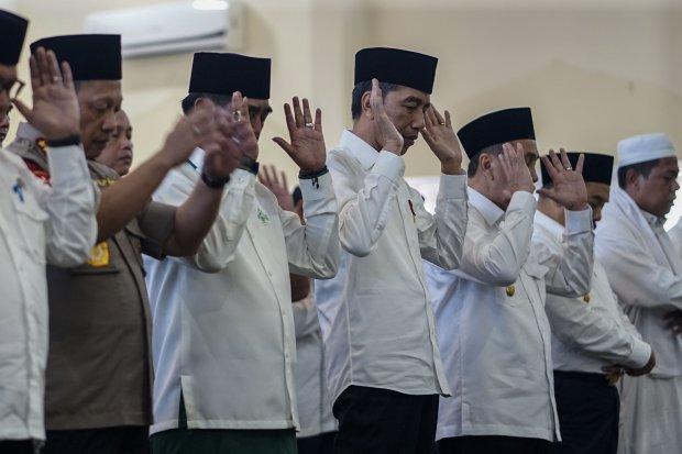 Doa iftitah dilafazkan setelah takbiratul ihram rakaat pertama.