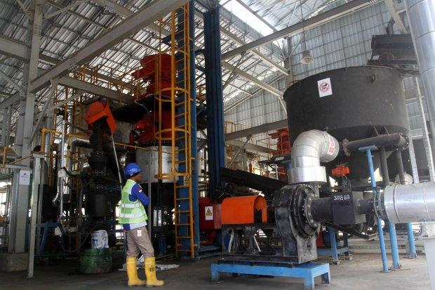 pln, biomassa, ptpn iii, perhutani, kementerian esdm, energi baru terbarukan, ebt