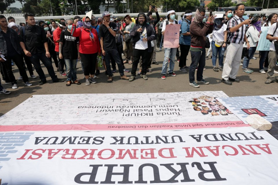 revisi KUHP, RKUHP, Jokowi