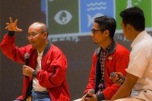 Global Goals Jam Pertama di Indonesia
