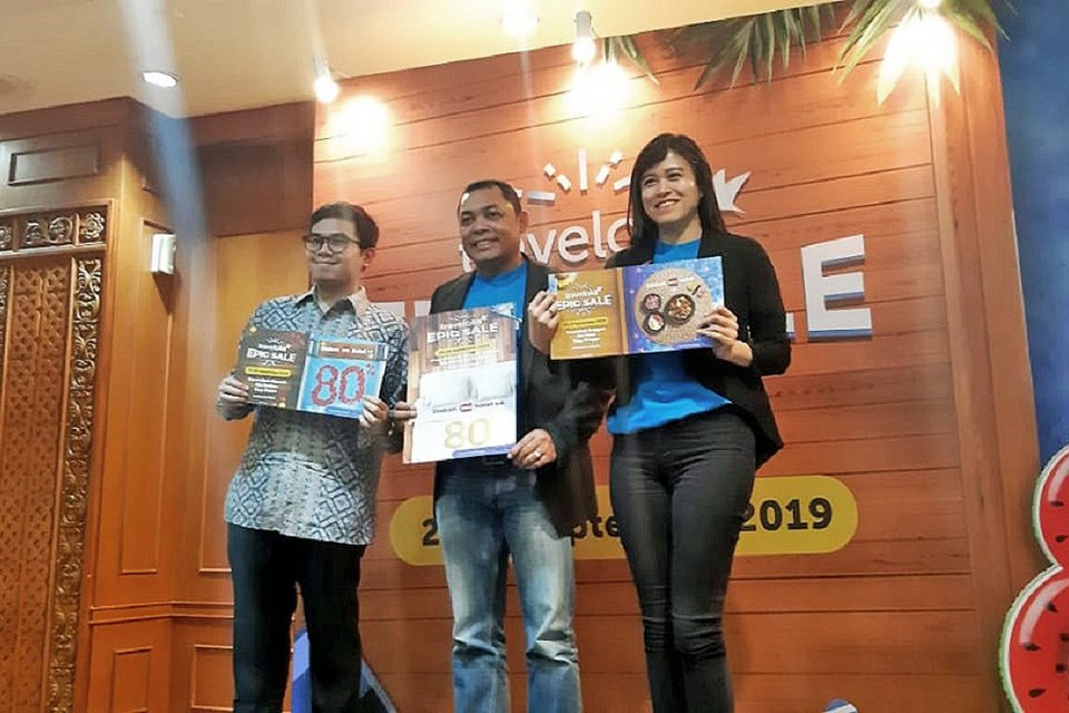 Traveloka Diskon 80%, Traveloka Epic Sale
