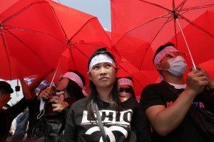 Demo Tolak Revisi UU KPK dan KUHP