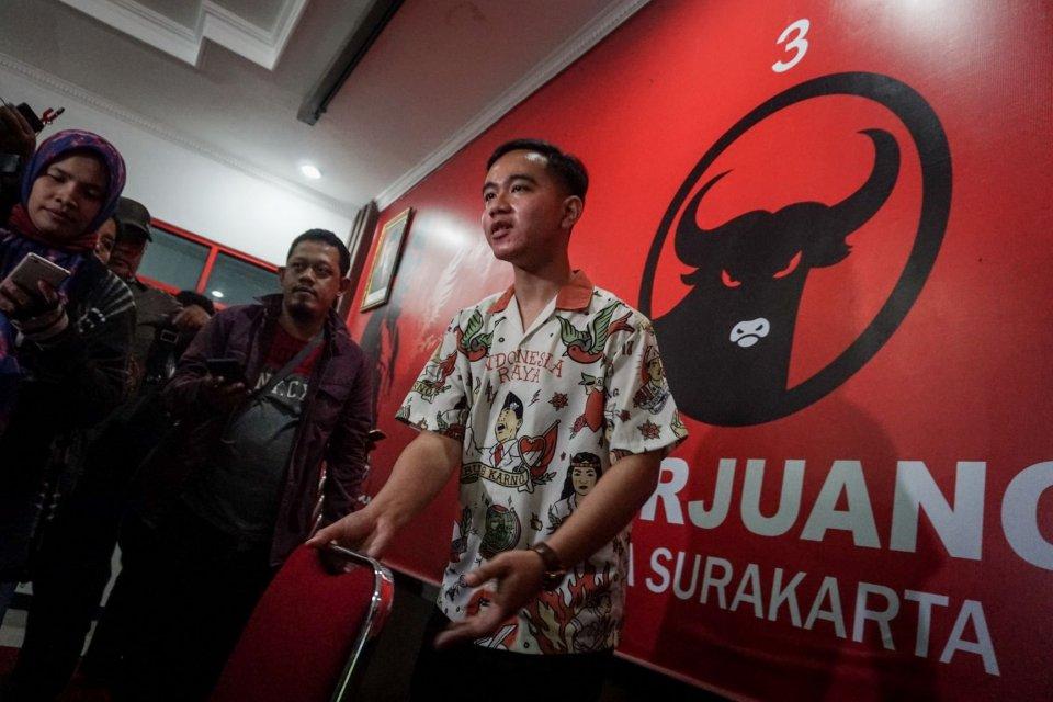 Gibran Rakabuming, PDIP, Pilkada Solo.