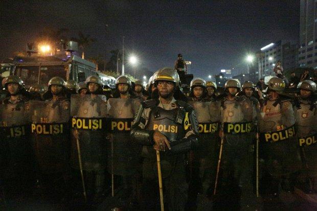 Jokowi, Kepolisian