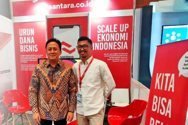 Startup asal Yogyakarta, Santara menjadi fintech equity crowdfunding pertama yang dapat izin dari OJK