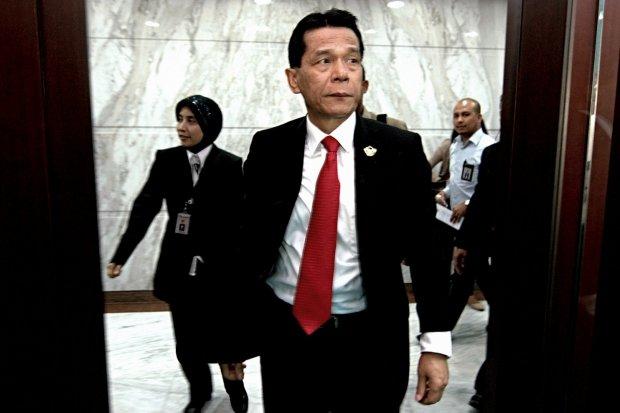 profil Rizal Djalil, anggota BPK Rizal Djalil tersangka KPK, OTT KPK, kasus SPAM Kementerian PUPR