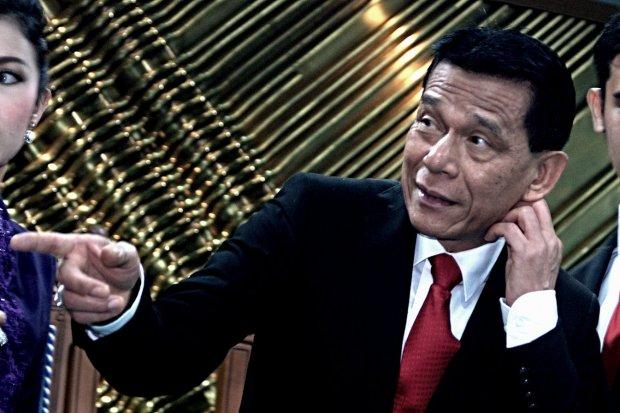 Rizal Djalil, KPK, Korupsi.