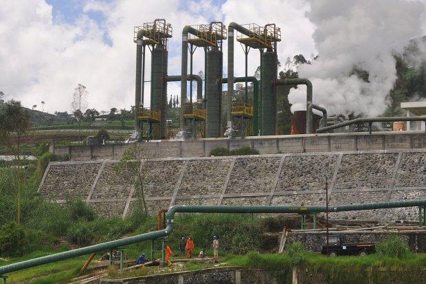 panas bumi, geothermal, pembangkit listrik panas bumi, smi, geo dipa