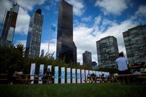 Kantor Pusat PBB di New York