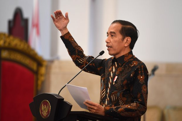 Jokowi, kabinet Jokowi-Ma'ruf