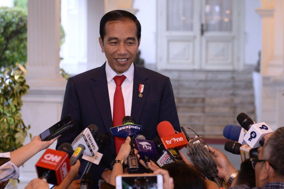 Jokowi soal penangkapan Ananda Badudu dan Dandhy Laksono, mahasiswa meninggal demo