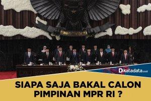 calon pimpinan mpr