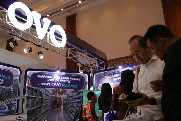 BRI Gaet OVO untuk Salurkan Kredit ke UMKM Digital