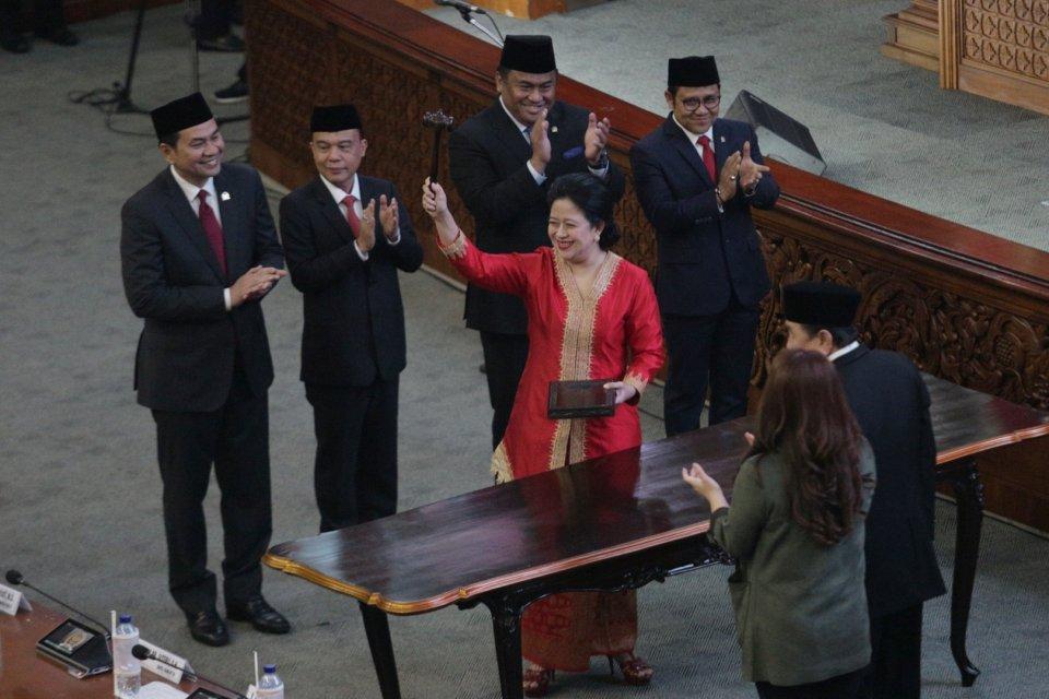 Puan Maharani, DPR