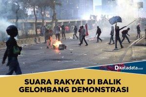 Suara rakyat di balik demonstrasi