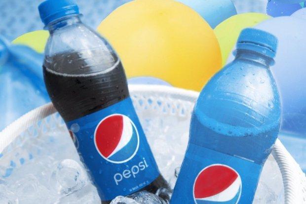 Ilustrasi minuman Pepsi yang diedarkan di pasar Indonesia.