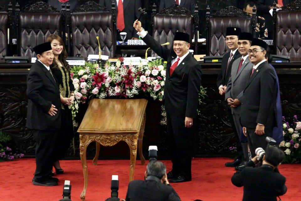 Gerindra, MPR, Prabowo, Megawati.