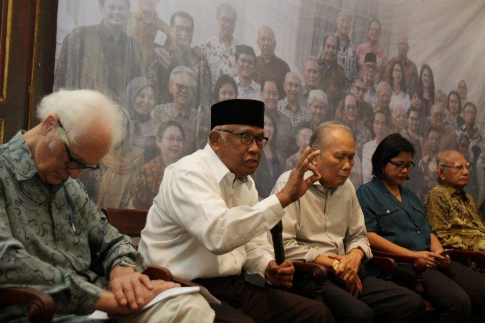 Jokowi, KPK, perppu KPK, pemakzulan