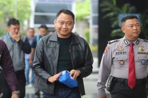 OTT Bupati Lampung Utara