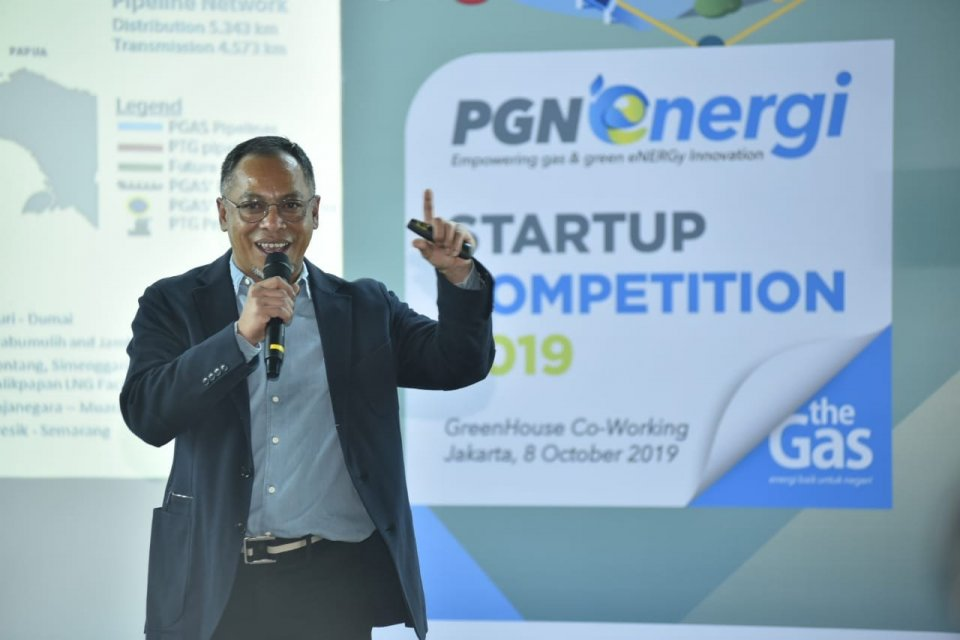PGN, Startup