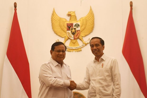 Jokowi, Prabowo