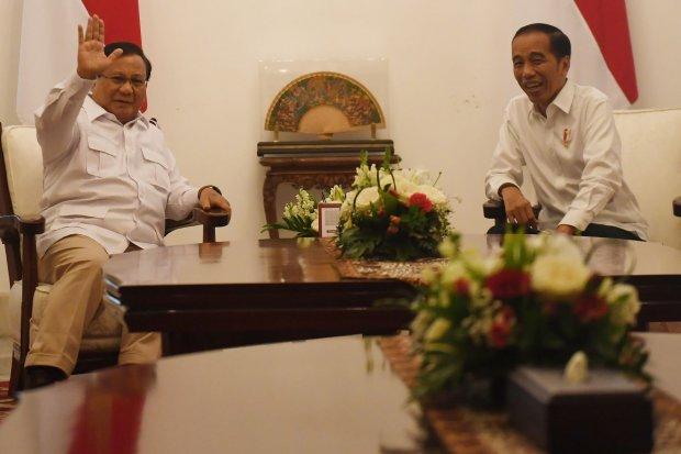 Jokowi-Prabowo, koalisi