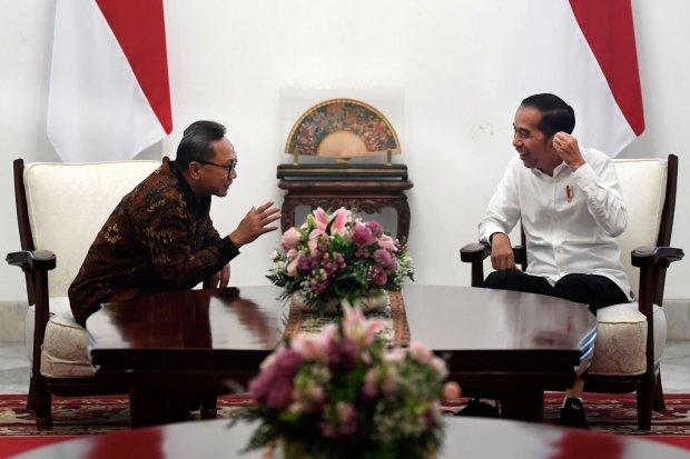 Jokowi, Amendemen UUD, MPR.