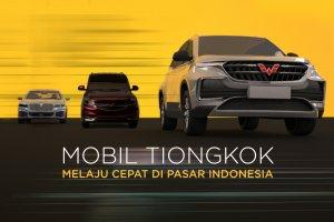 Mobil tiongkok melaju di pasar indonesia