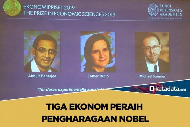 Nobel ekonomi 2019