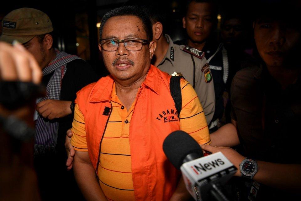 Bupati Indramayu, profil bupati indramayu, profil Bupati Indramayu Supendi, OTT KPK, korupsi bupati indramayu