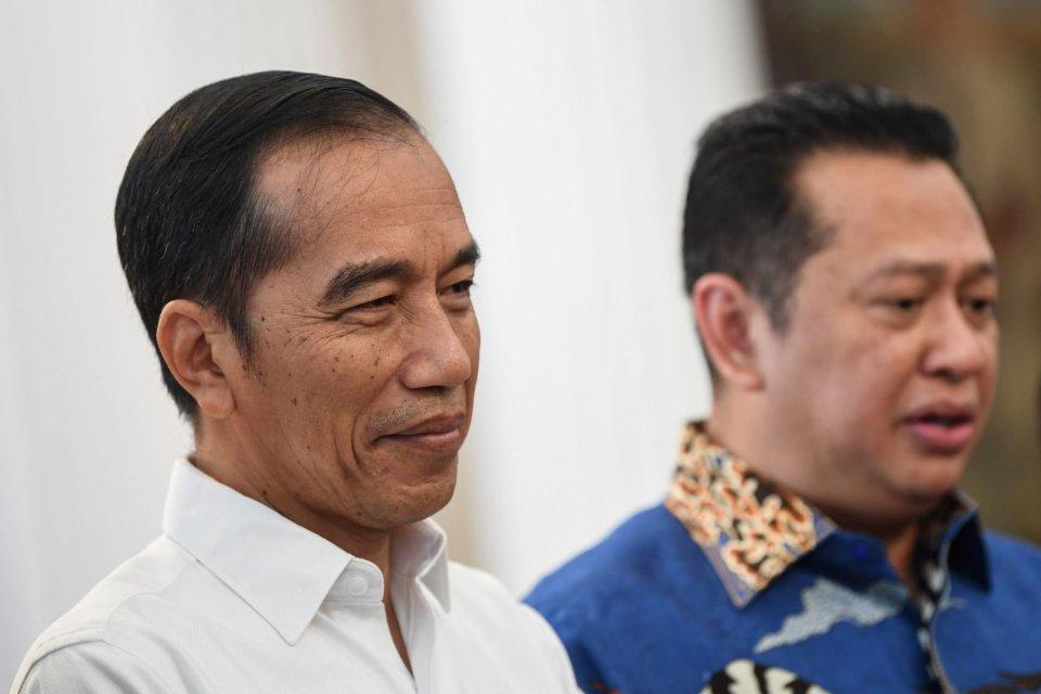 Jokowi, Bambang Soesatyo