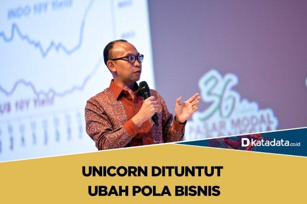 Pola bisnis unicorn