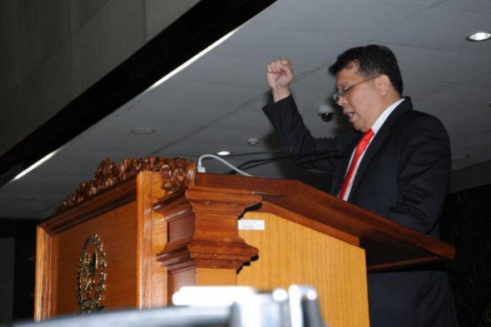 profil anggota BPK, BPK, Daniel Lumban Tobing, politisi PDIP, profil Daniel Lumban Tobing