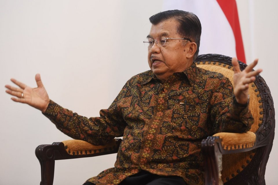 Wakil Presiden Jusuf Kalla