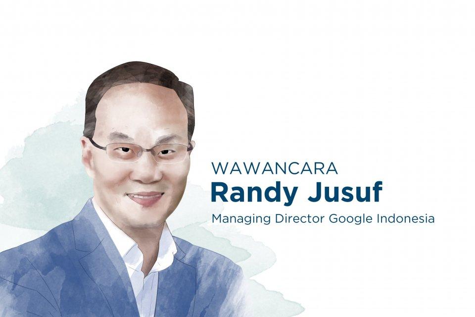 Randy Jusuf, Managing Director Google Indonesia