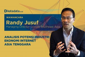 Randy jusuf, managing director google
