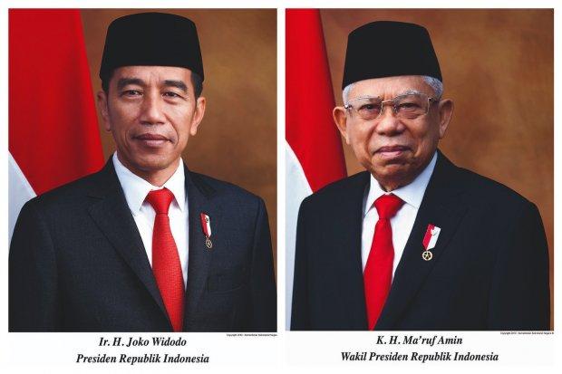 Jokowi, PNS, eselon, birokrasi.