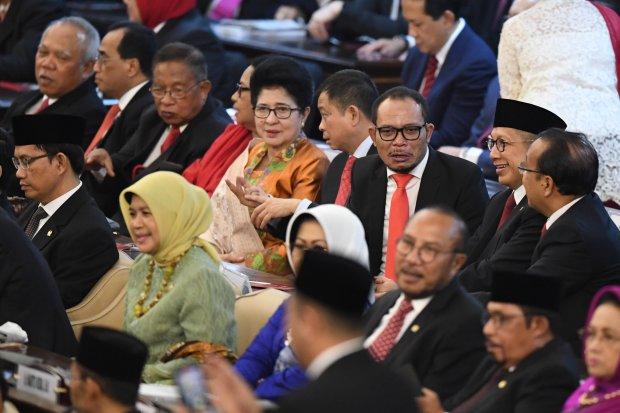 menteri, kabinet Jokowi-Ma'ruf,